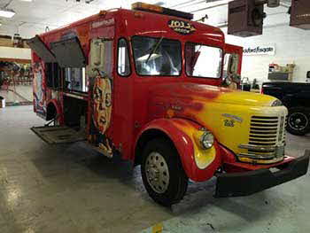 "1955 REO Speed Wagon ""Milk Truck"" Ready to get Rockin'"