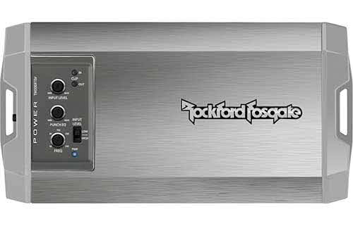 1 Channel Power Amplifiers by Kenwood, Rockford-Fosgate and Diamond